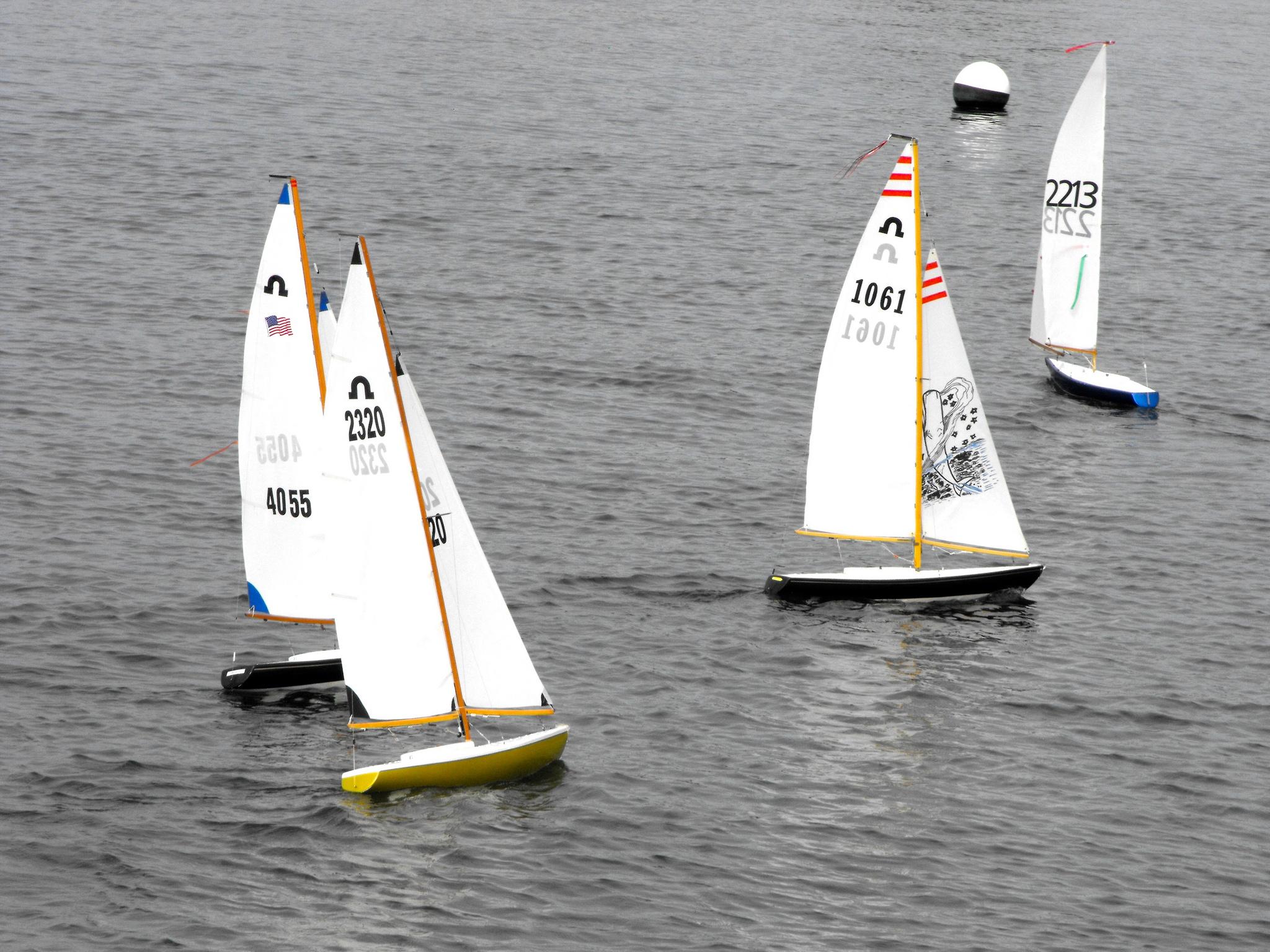 random boats